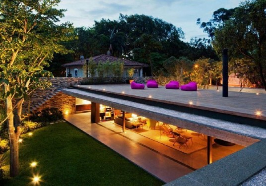 underground house architecture pictures