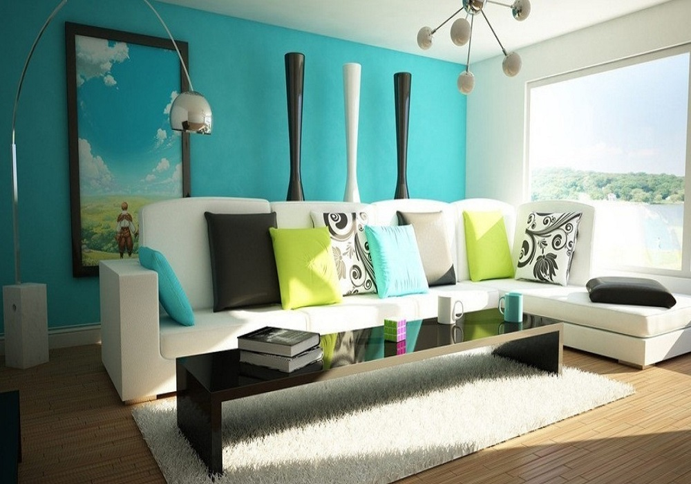 home decorating colors 2014
