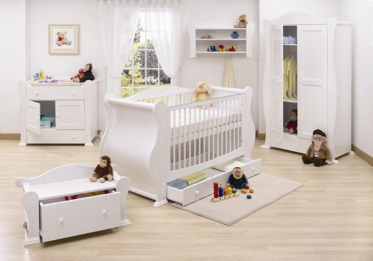 home decorating ideas baby room