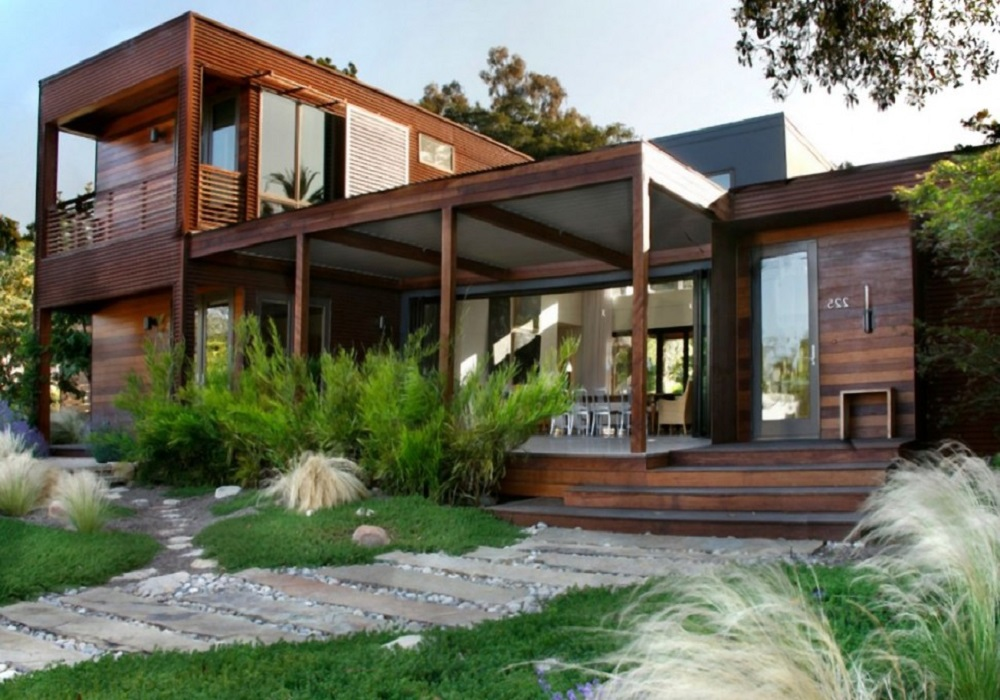 wooden home architecture design3