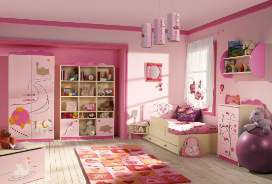 Theme of Hello Kitty Home Area Style | Viahouse.Com