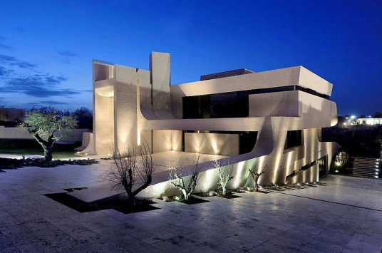 Madrid House A Cero Architects