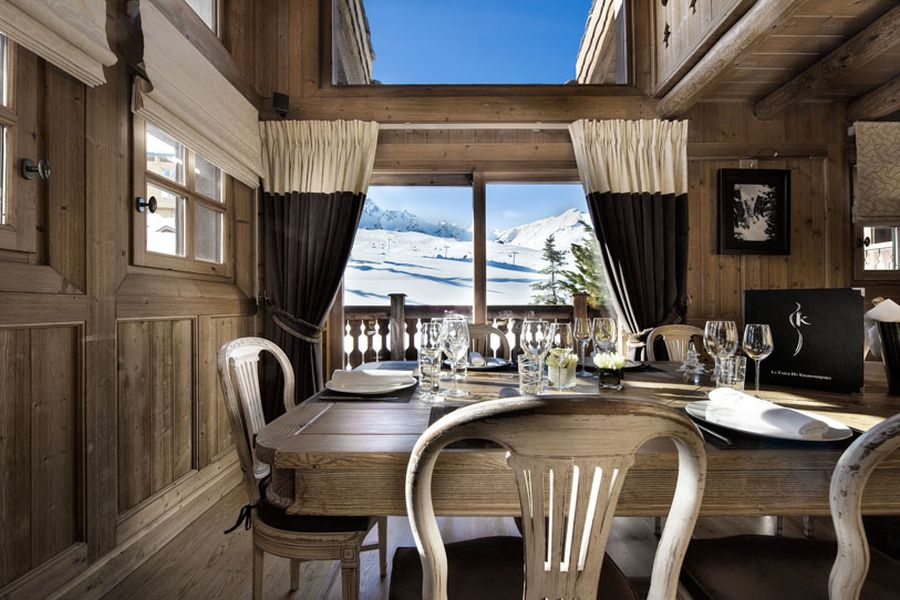 Classic French Dining Design