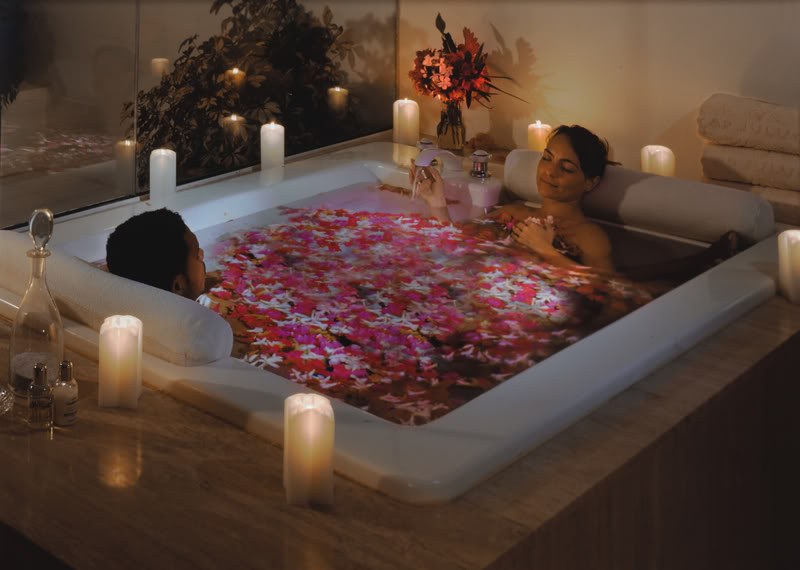 Romantic Couple Bathroom Ideas