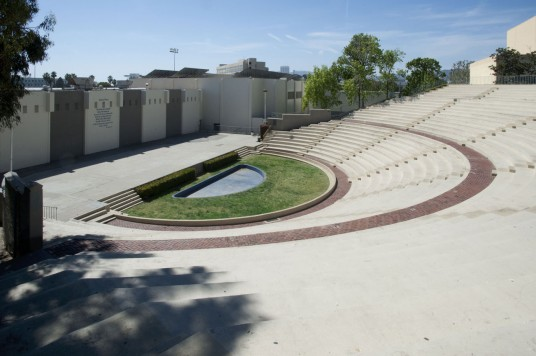 Santa Monica High School Theater