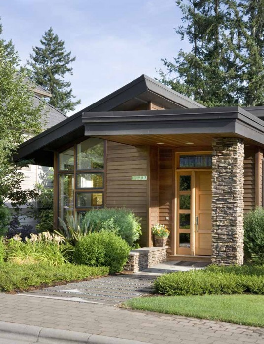 small modern house designs pictures