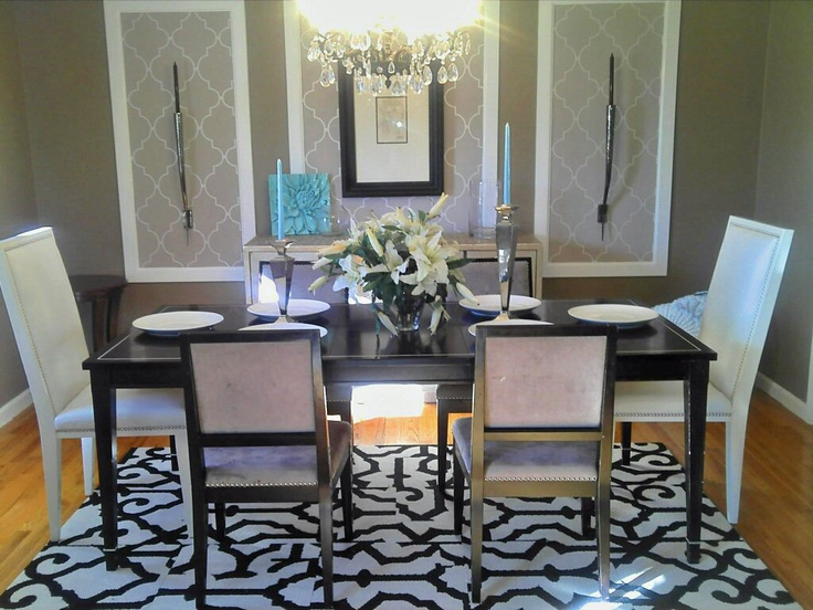 Z Gallerie Dining Room Design