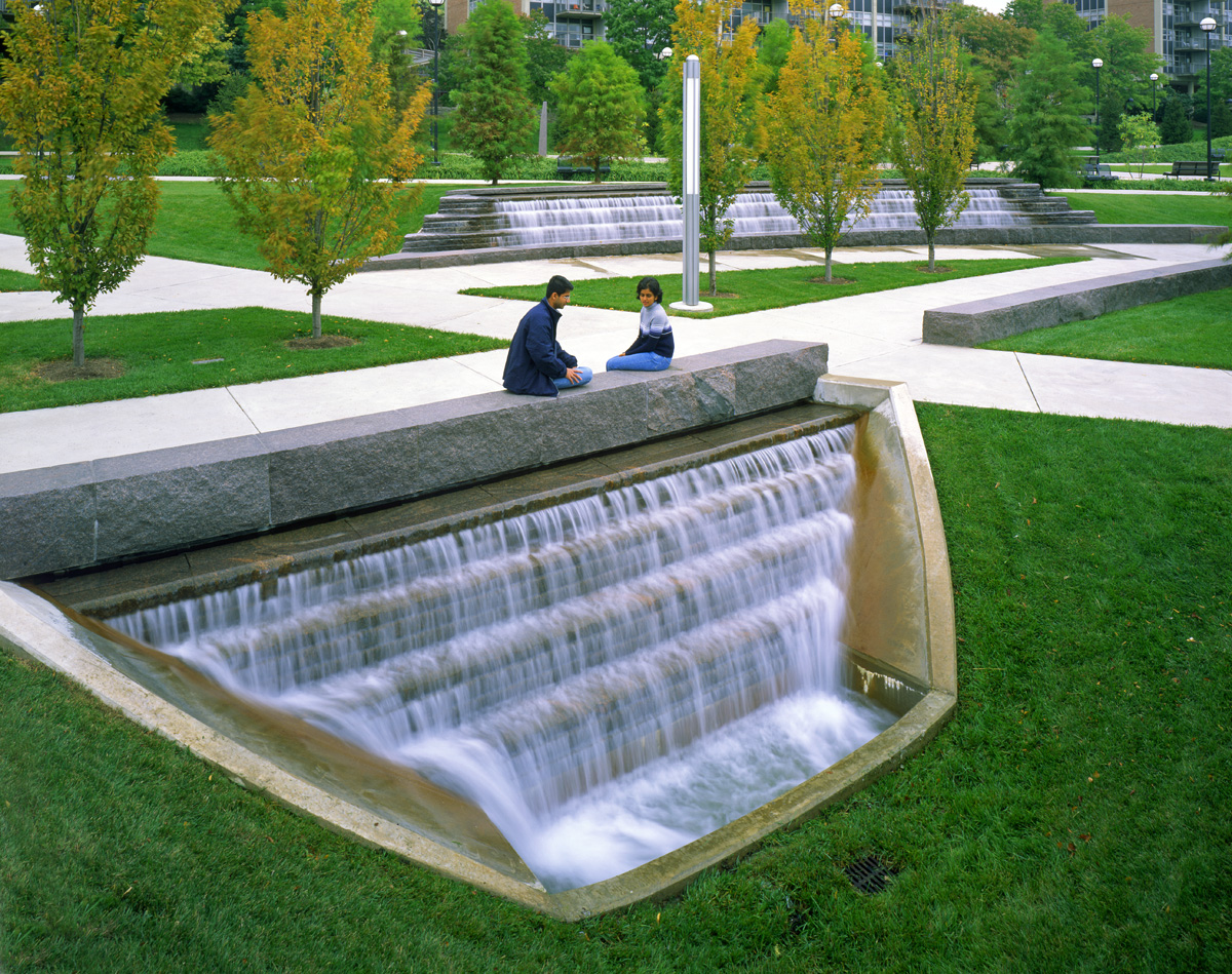Landscape Architects U2013 Campus Green Hargreaves Associates