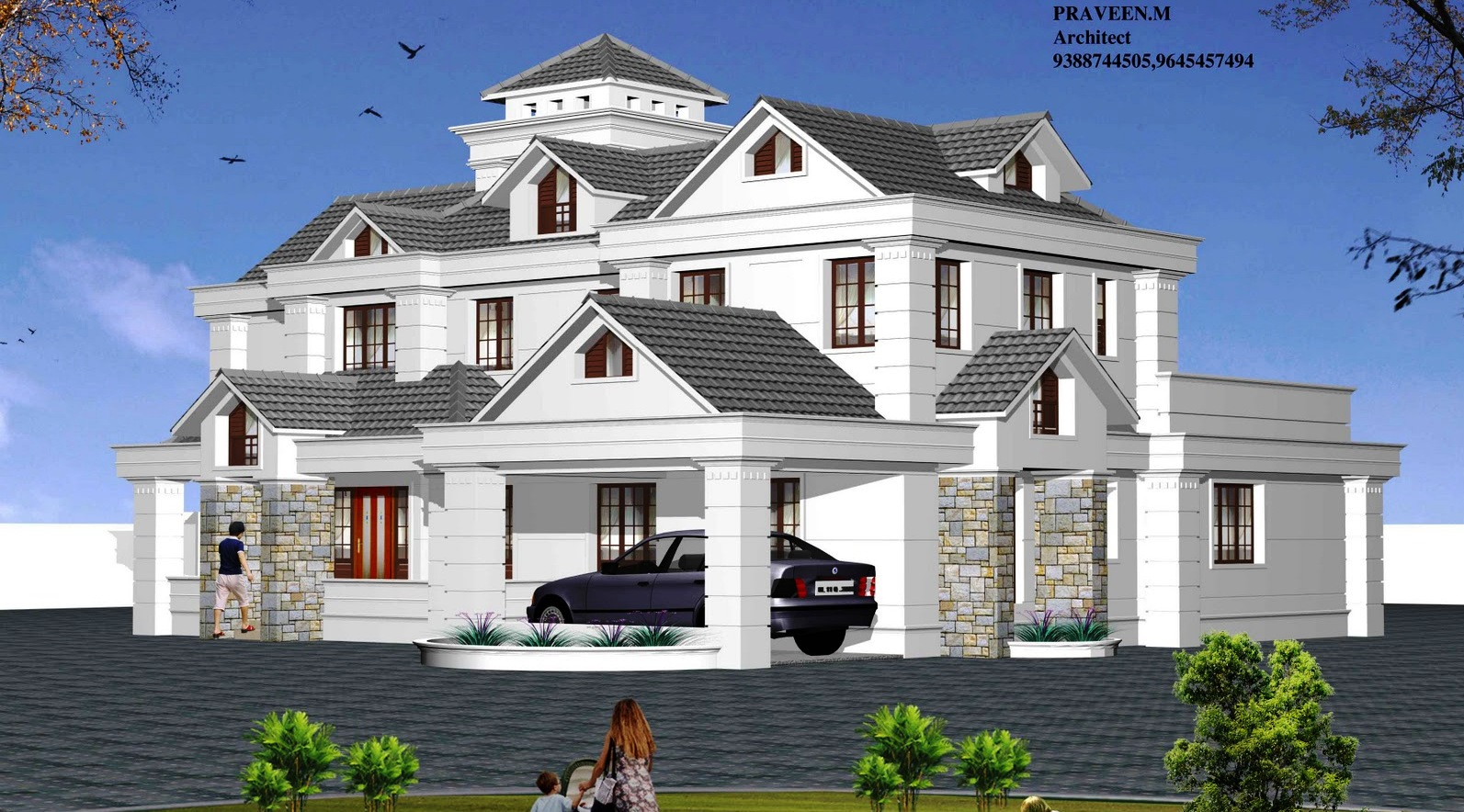 Luxury Huge Home Design Architecture Software
