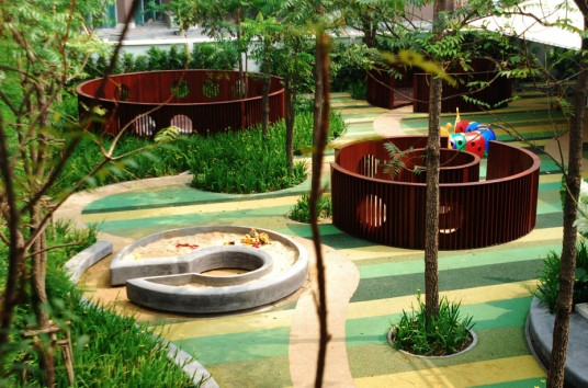 Shrewsbury International School Landscape Architecture