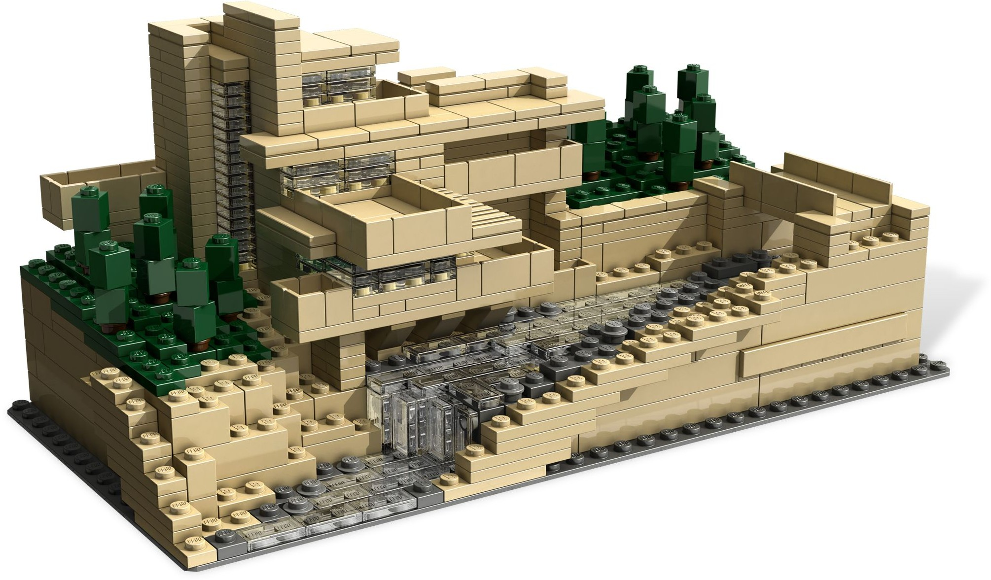 Lego Architecture Pictures