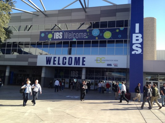 Entrance IBS 2015 Picture