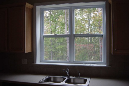 Kitchen Window Slide Over Sink