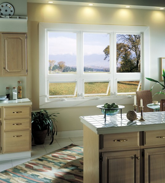Kitchen With Window Low