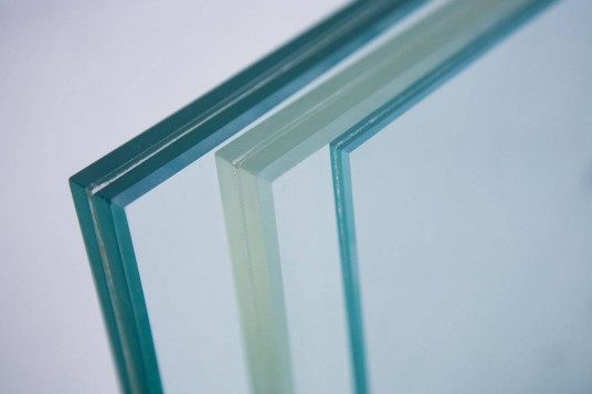 Blue Sheet Glass