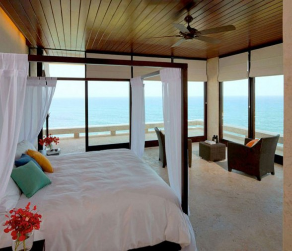 Luxury Beach Home Interiors: Luxury Beach House Decorating Ideas With Beautiful