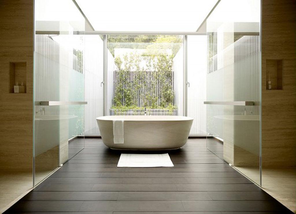 . modern bathroom interior ideas
