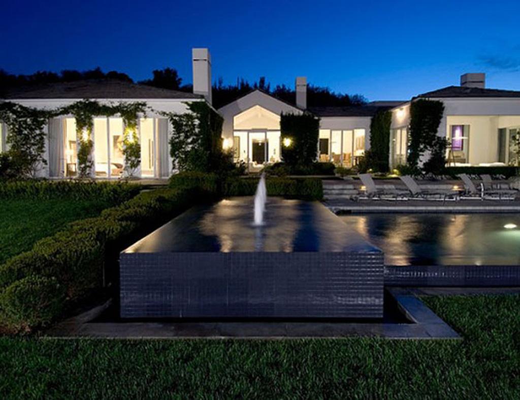 luxury celebrity house designs - Viahouse.Com
