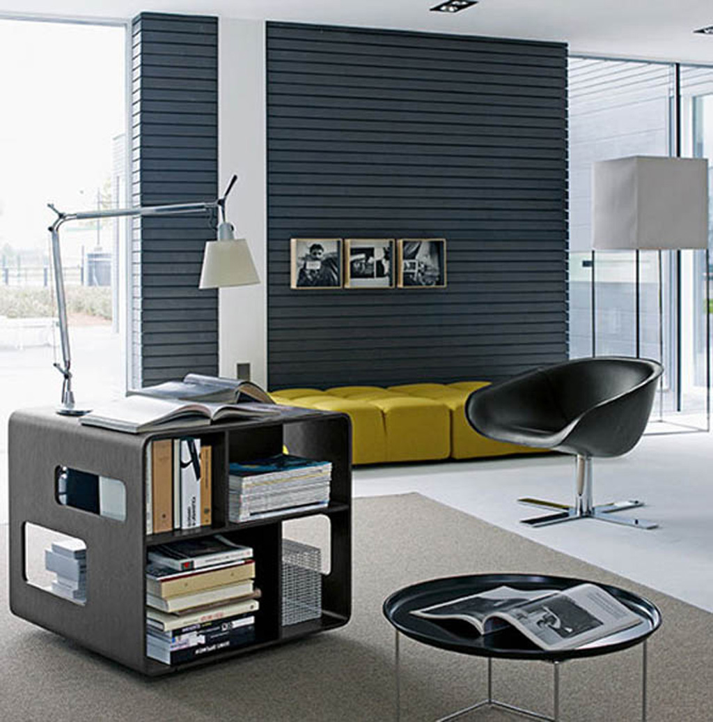 Office Furniture: » Minimalist Office Eco Friendly Furniture Plans