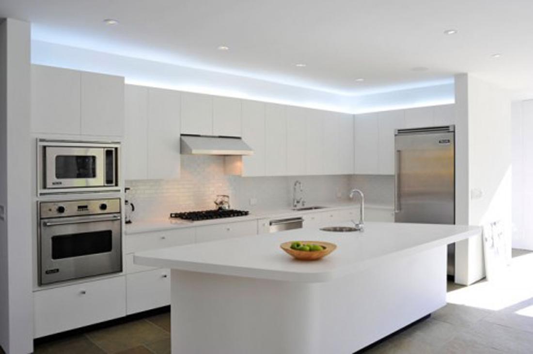 Minimalist Kitchen Rustic House Inspirations
