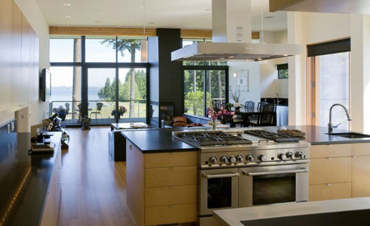 Pleasant Comfort And Cozy Beach House Inspiration Kitchen Beutiful Home Inspiration Aditmahrainfo