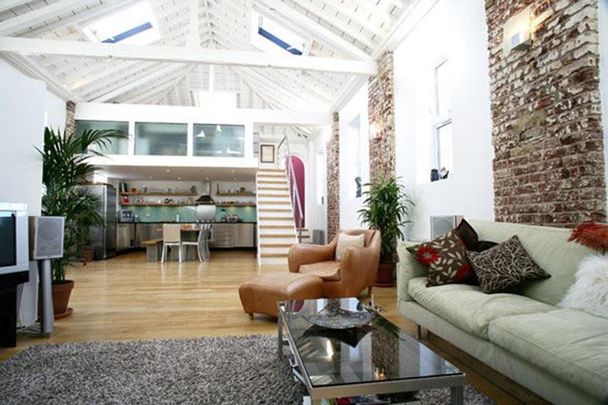 Unique Contemporary Apartment Design in United Kingdom - Viahouse.Com