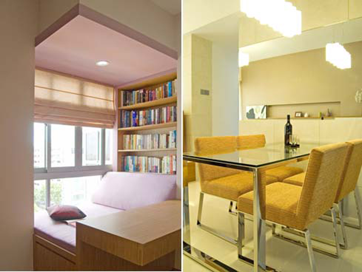 Cozy Apartment Ideas in Small Space Area - Library ...