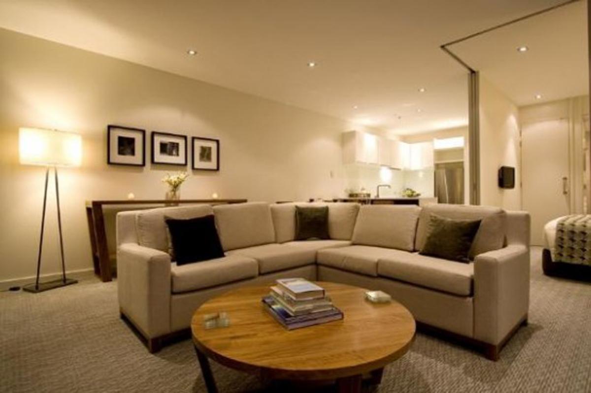 Great Views Of Wakatipu Lake In Luxury Apartment Ideas Living Room Viahouse Com