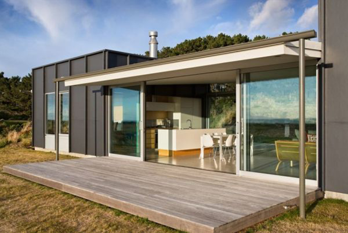 Holiday House Design With Modular