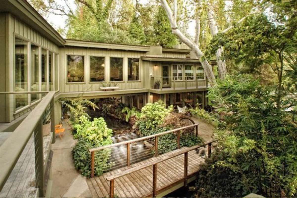 Kaweah Falls A Rustic House Plans With Modern Design Viahouse Com