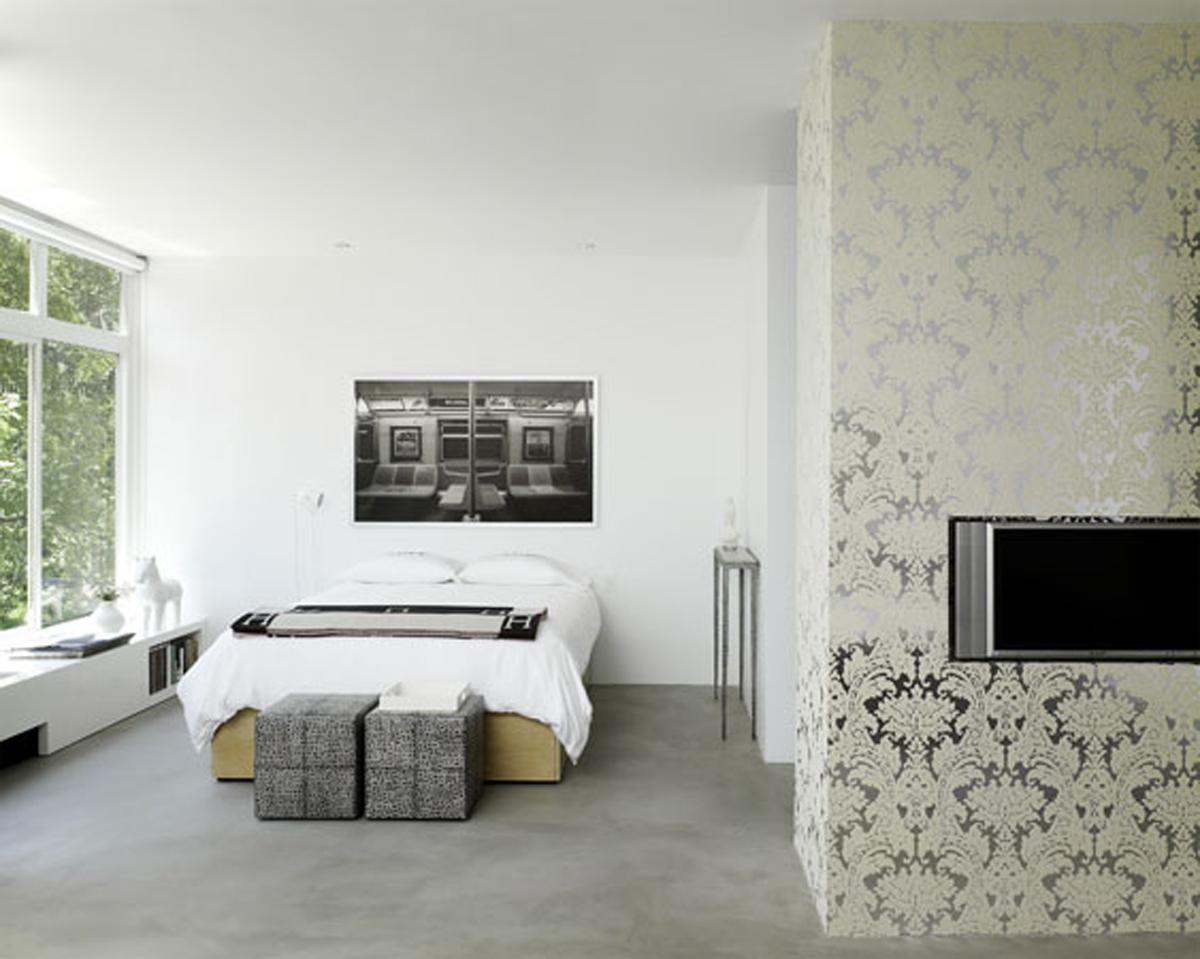 Modern interior design ideas from alice cottrell bedroom