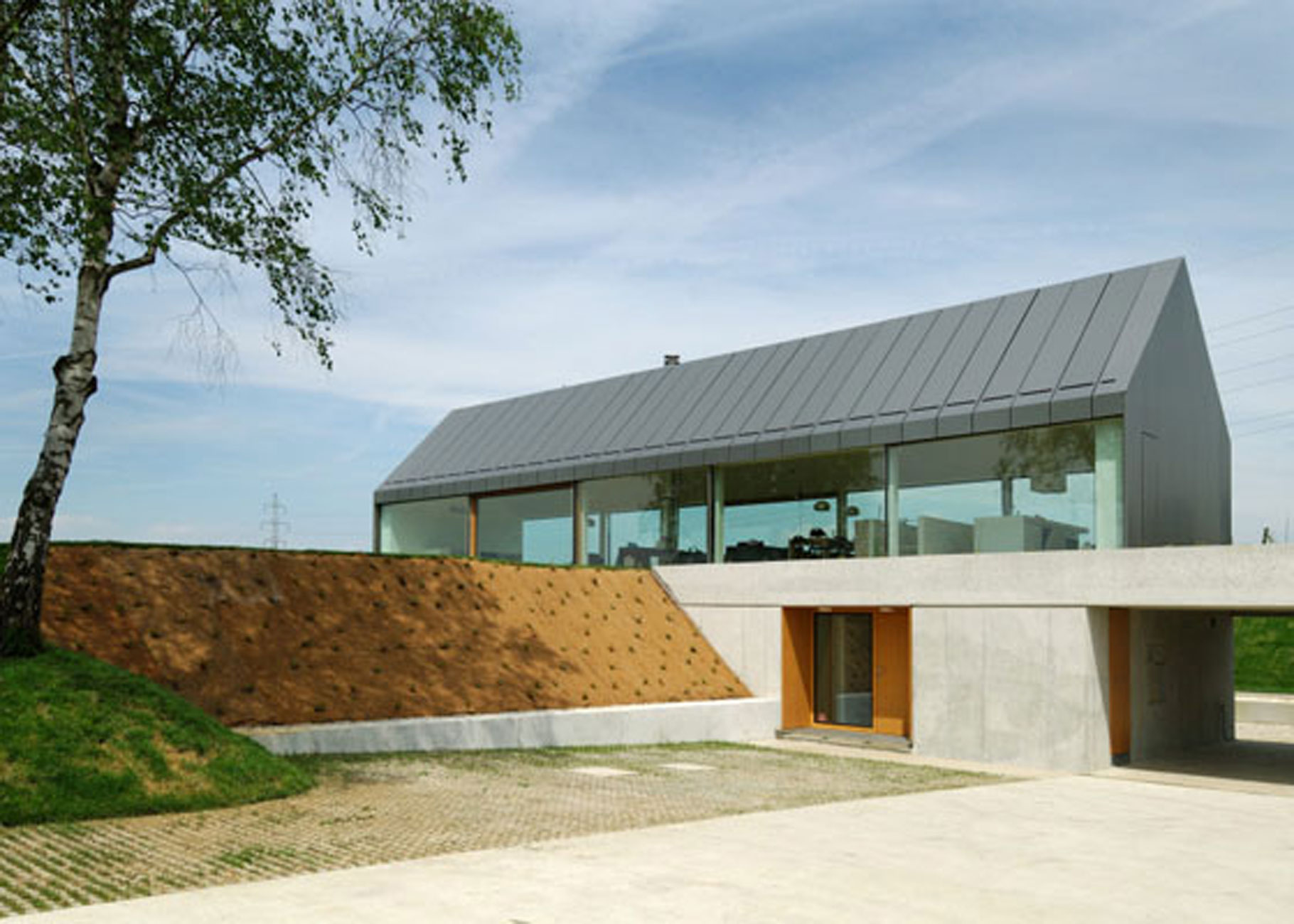Barn Architecture Beautiful Environment For An Urban Barn House Viahouse Com
