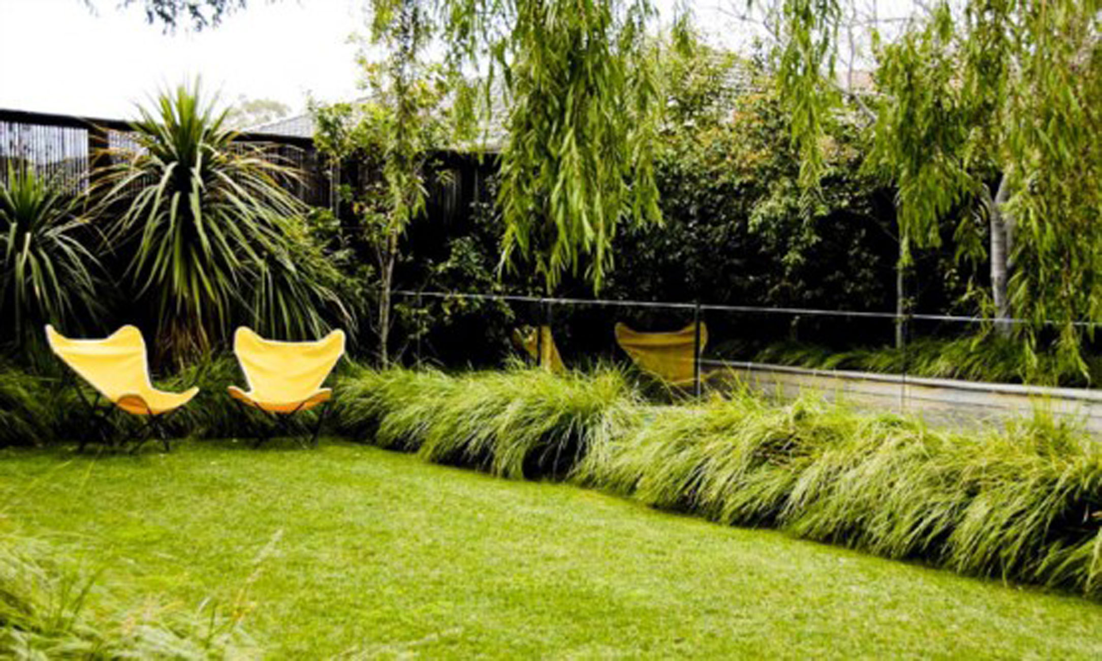 Family Garden Design | Viahouse.Com