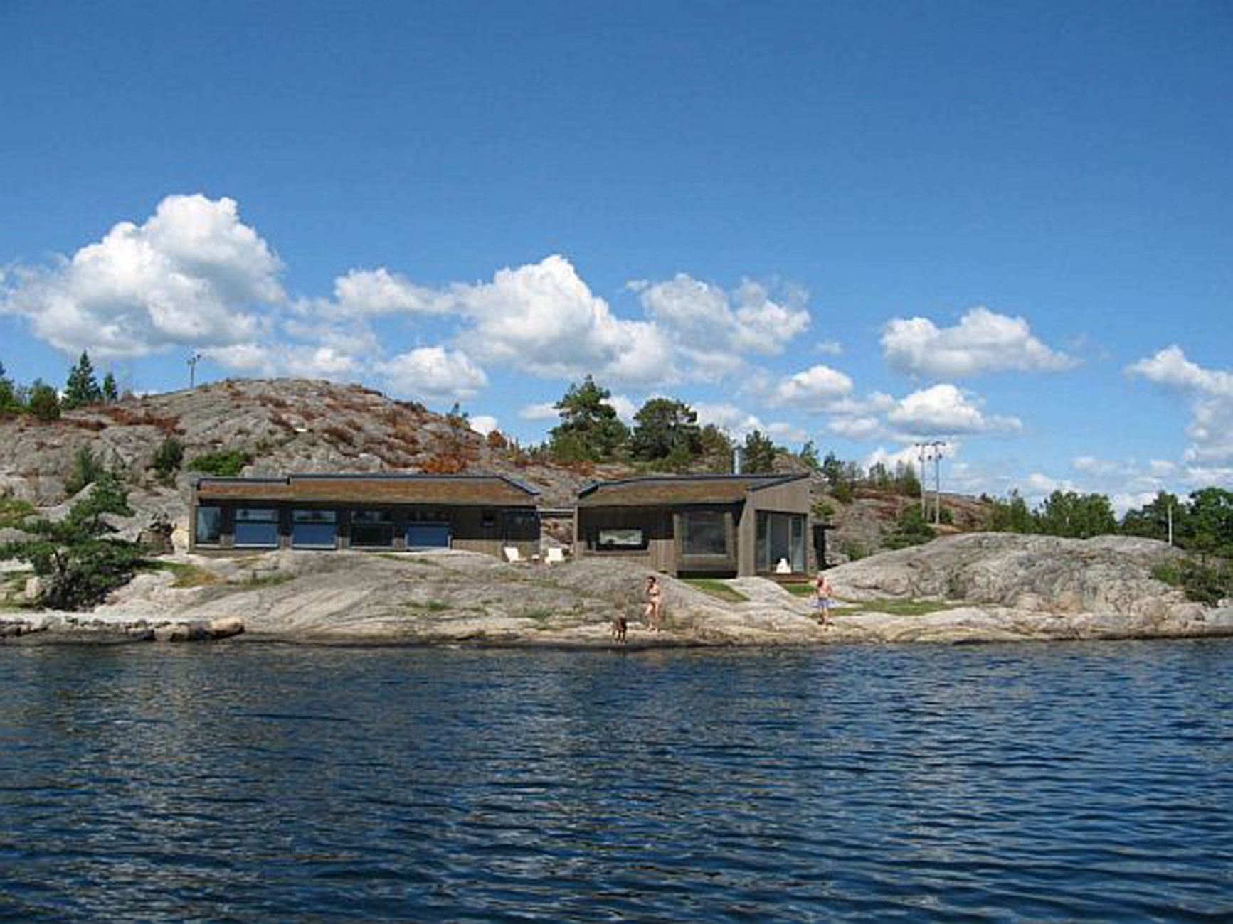 » Lakeview Cottage, Small and Beautiful House Design in ...
