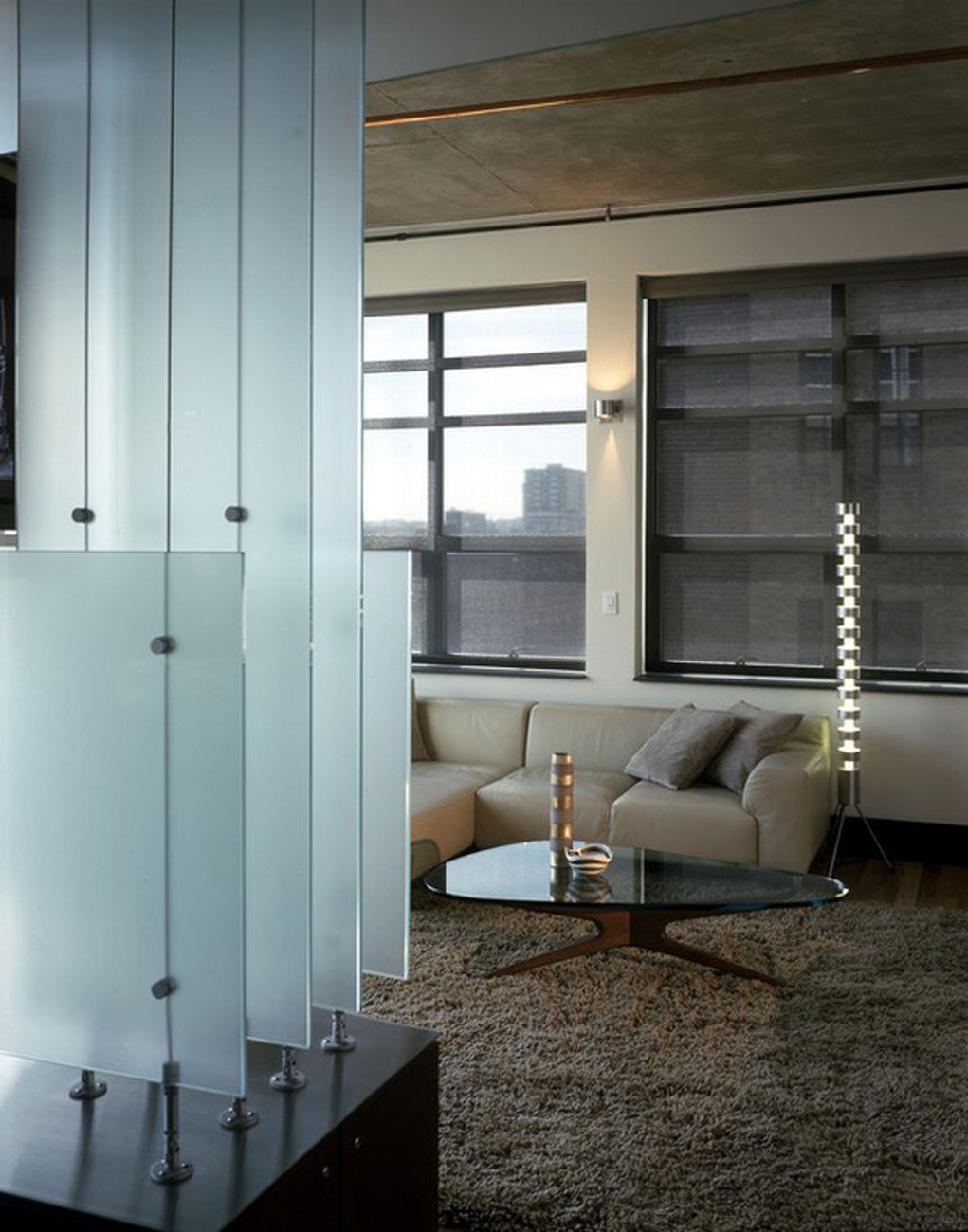 Downtown Apartment in Denver by Beaton