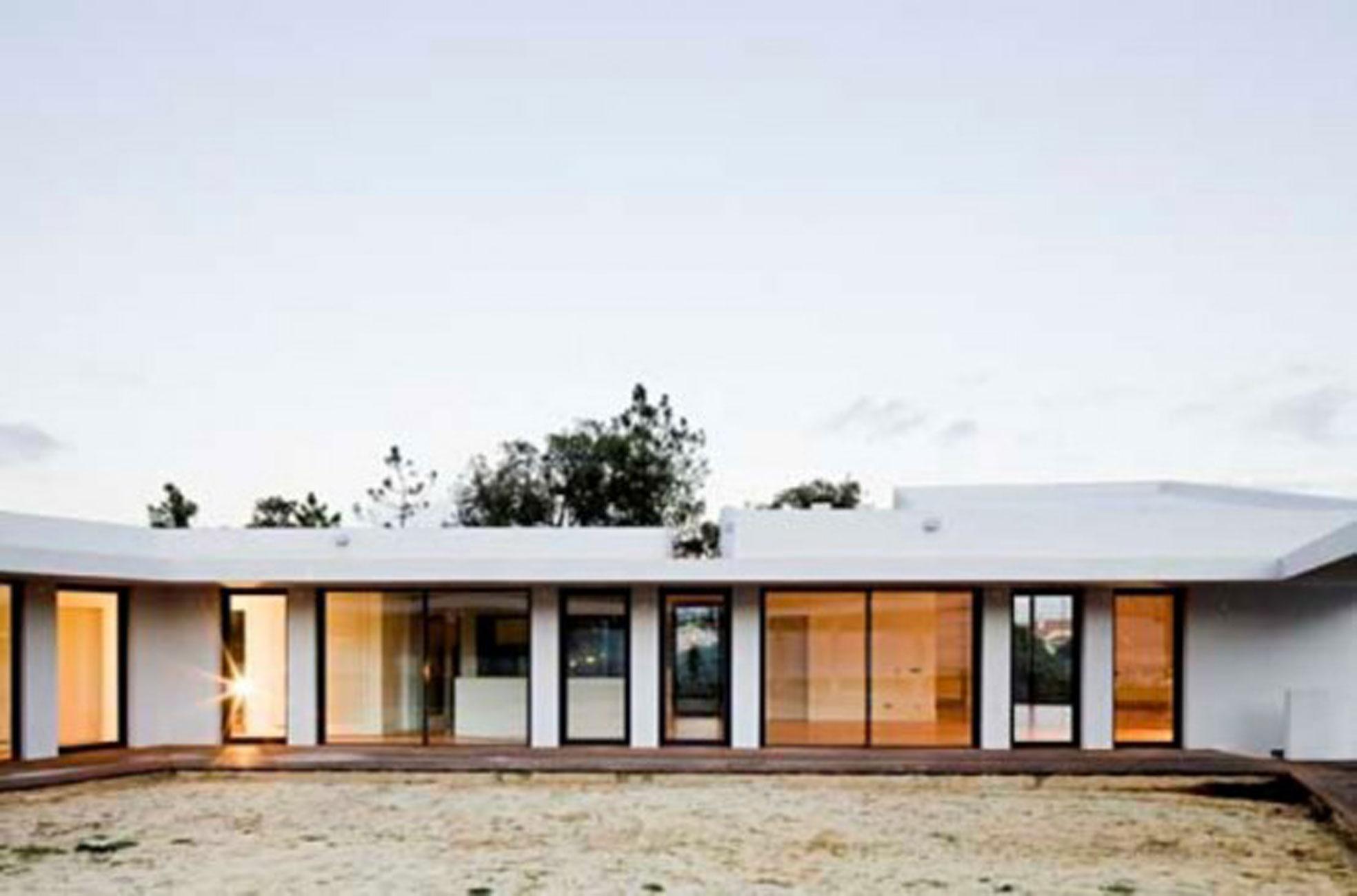 Miraventos Modern House Design In Portugal By Eduardo Trigo De