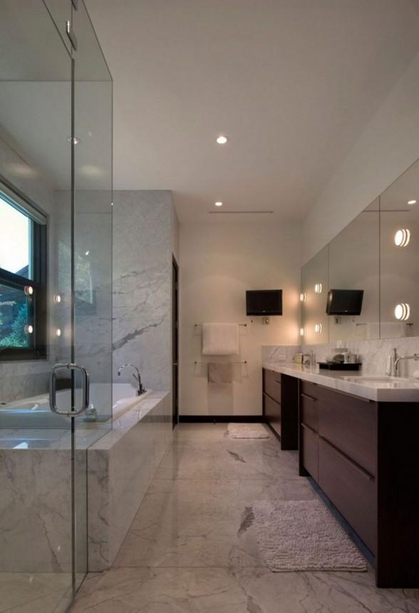 187 Modern Residence In Aspen Mountain From Studio B Architects