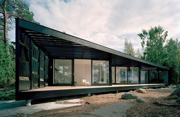 Modern Summer House Design