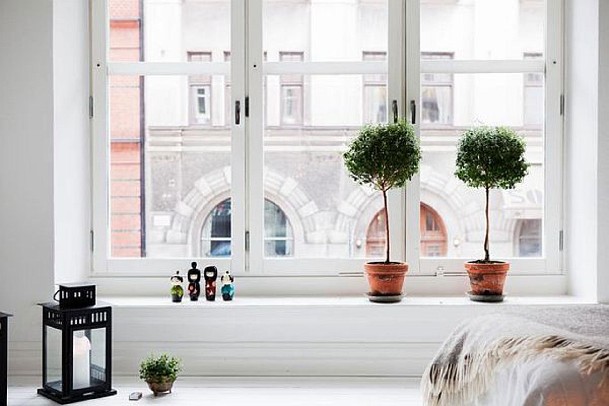 Swedish Interior Ideas in White Color \u2013 Trees & Swedish Interior Ideas in White Color - Trees | Viahouse.Com
