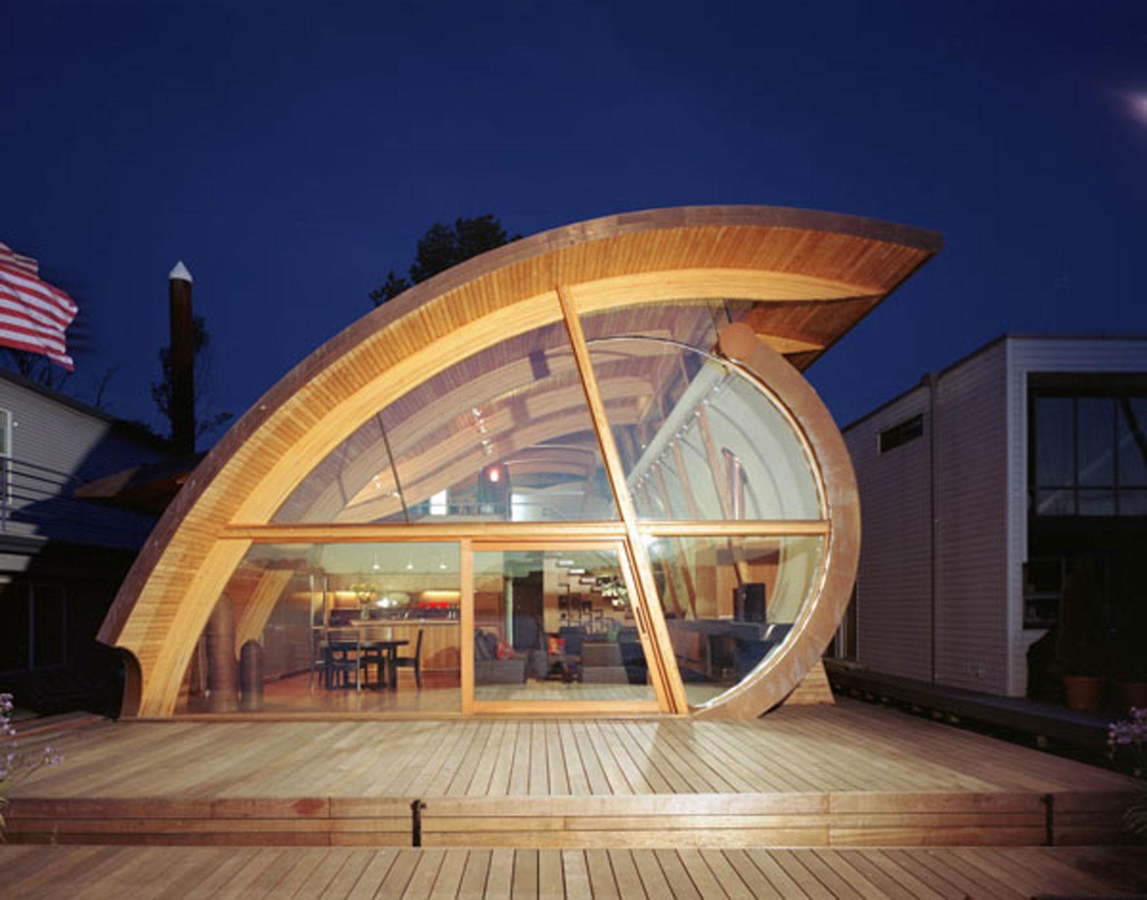 Картинка сооружение из дерева