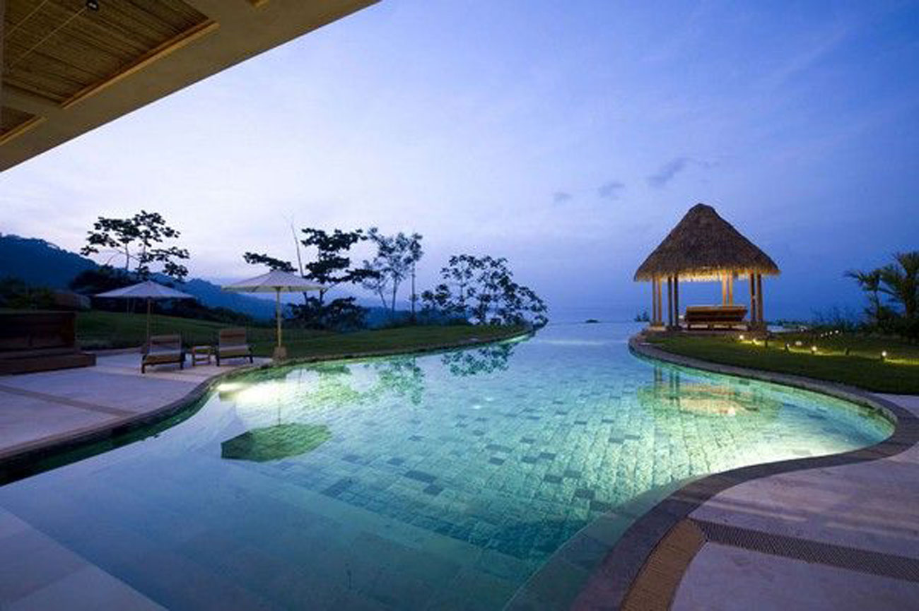 Villa Mayana Luxurious Private Retreat With Nature Environment In Costa Rica Swimming Pool