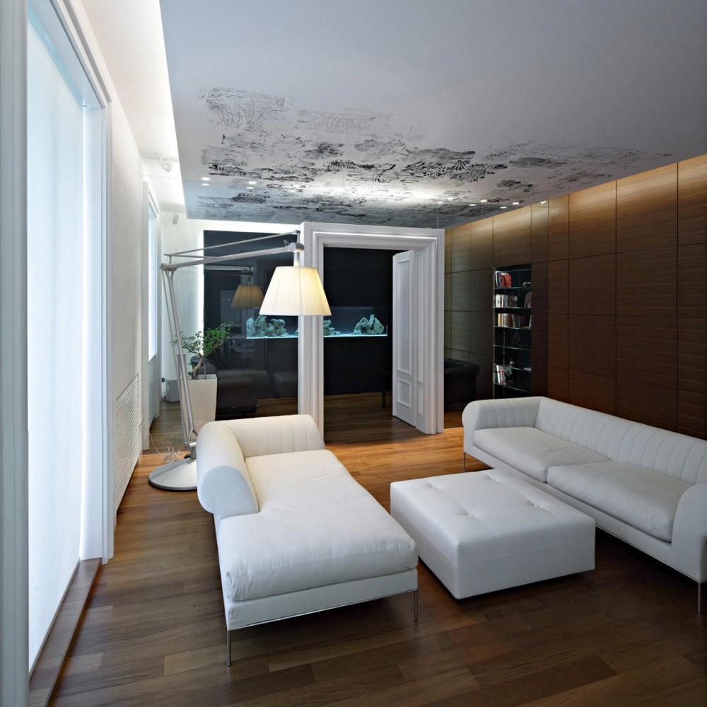 Cool Furniture in apartment