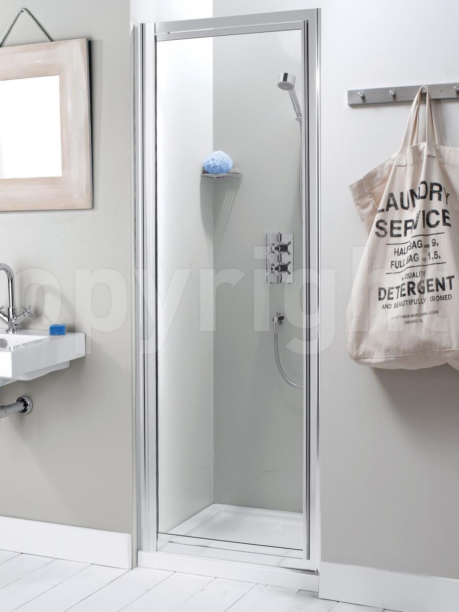 187 Small Bathroom Design Stainless Frame Glass Reliabuilt