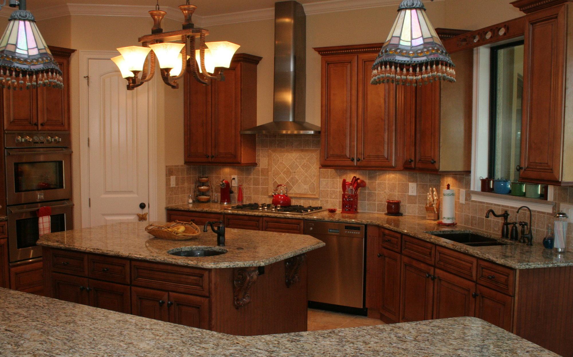 Astonishing Modern Style Wooden Italian Kitchen Design Ideas