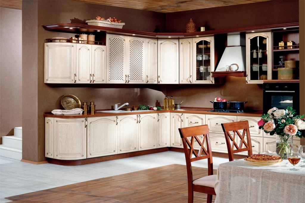 Lovely Kitchen Cabinet Ideas Vintage Kitchen Design White Tablecloth Viahouse Com