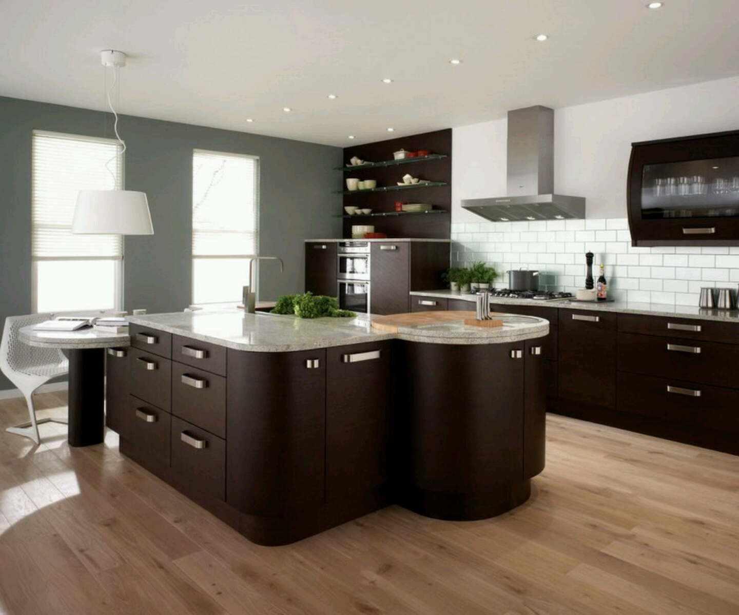 Abkd50 Awesome Brown Kitchen Designs Today 2020 11 29