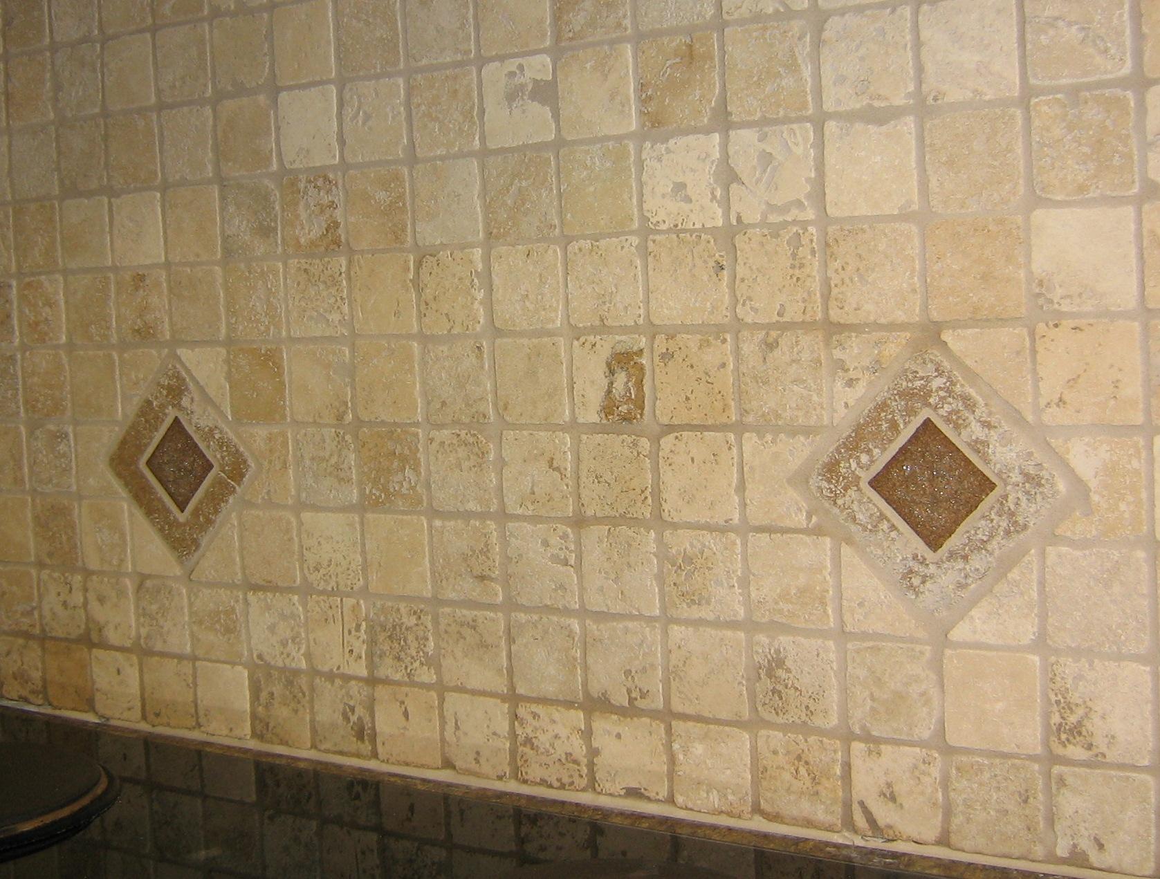stunning kitchen backsplash tile design idea | » Stunning Kitchen Backsplash Designs Clasical Marble Tile ...