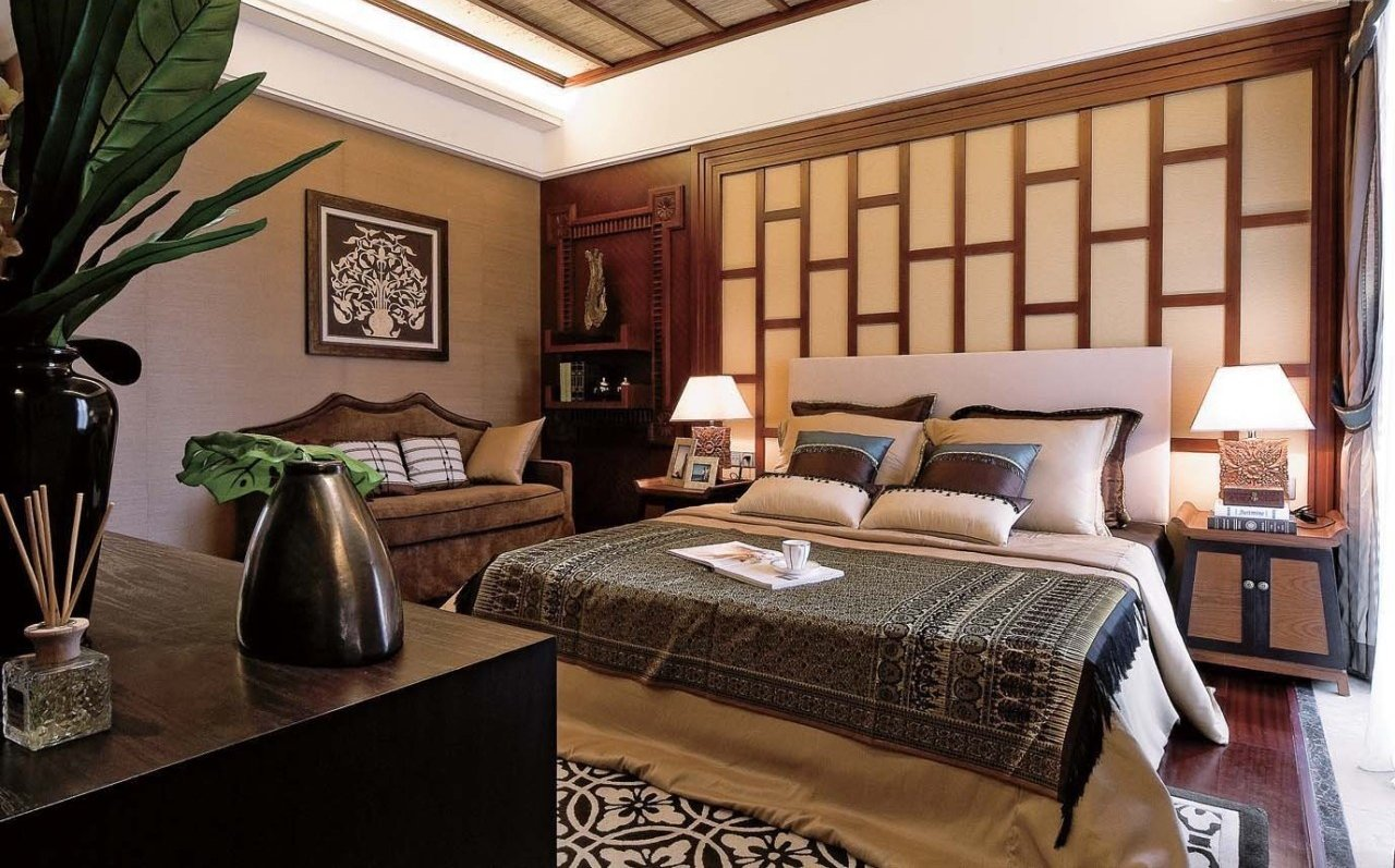 Cinesse Modern Bedroom Design
