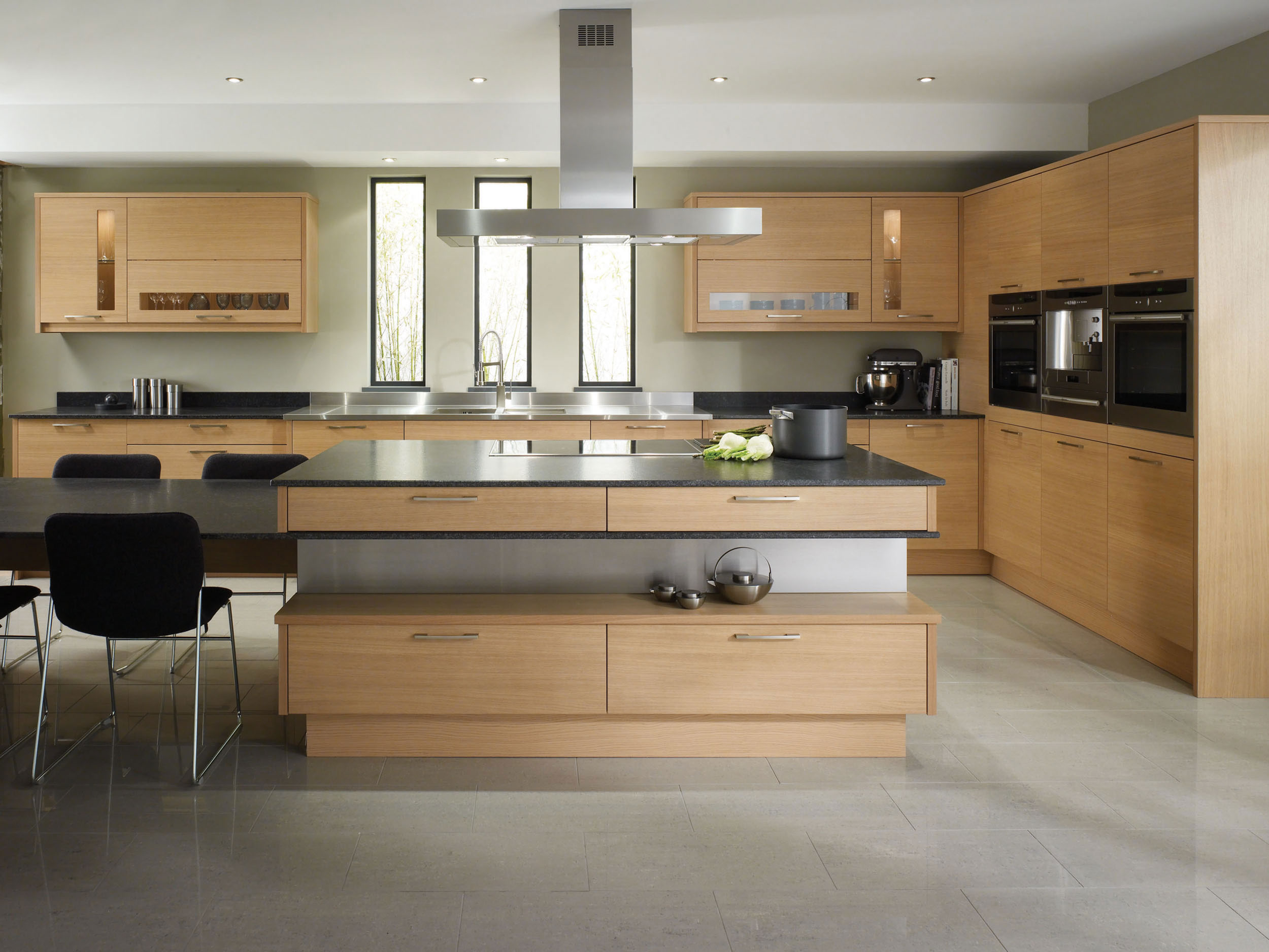 Luxury Design Contemporary Kitchens