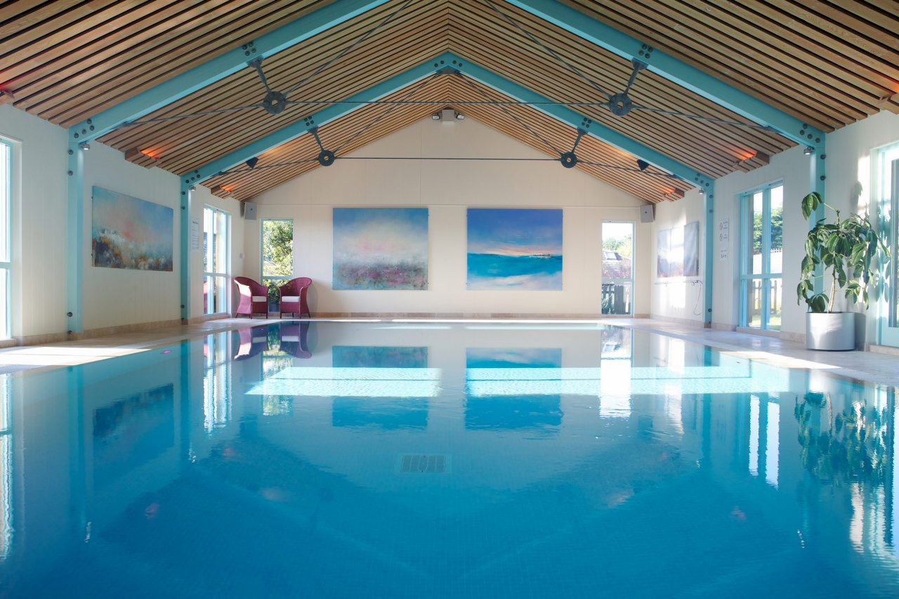 Marvelous Indoor Swimming Pool Design Ideas